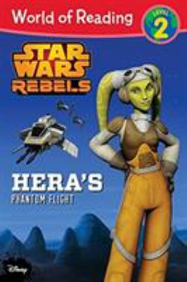 Cover image for Hera's phantom flight