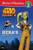 Cover image for Hera's phantom flight
