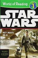 Cover image for Rey meets BB-8