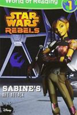 Cover image for Sabine's art attack