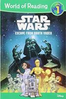 Cover image for Escape from Darth Vader