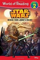 Cover image for Rescue from Jabba's palace
