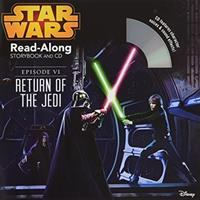 Cover image for Star wars. Episode VI, Return of the Jedi : read-along storybook and CD