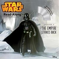Cover image for The empire strikes back : read-along storybook and CD