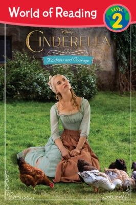 Cover image for Cinderella : kindness and courage