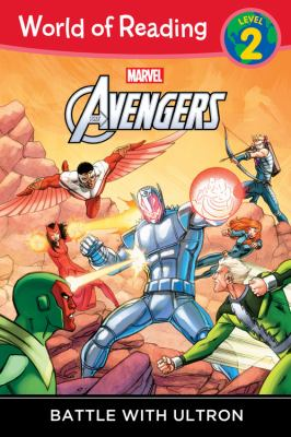 Cover image for Battle with Ultron