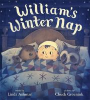 Cover image for William's winter nap