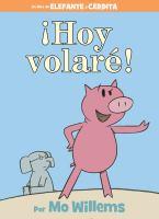 Cover image for ¡Hoy volaré!