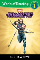 Cover image for This is Hawkeye