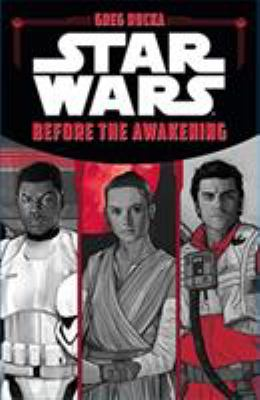 Cover image for Star Wars, before the awakening