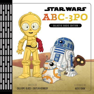Cover image for Star Wars ABC-3PO