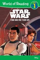 Cover image for Finn and Poe team up!