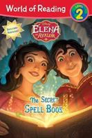 Cover image for The secret spell book