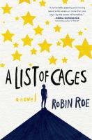 Cover image for A list of cages