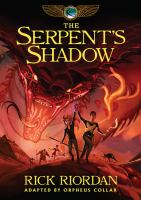 Cover image for The serpent's shadow : the graphic novel