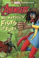 Cover image for Ms. Marvel's fists of fury