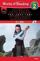 Cover image for Rey's journey