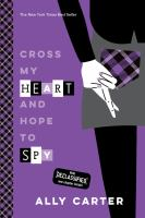 Cover image for Cross my heart and hope to spy