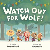 Cover image for Watch out for Wolf!