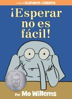 Cover image for !Esperar no es fácil!