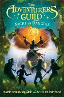 Cover image for Night of dangers