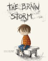 Cover image for The brain storm
