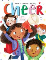 Cover image for Cheer : a book to celebrate community