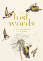 Cover image for The lost words