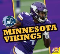 Cover image for Minnesota Vikings