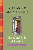Cover image for The quiet side of passion