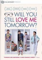 Cover image for Will you still love me tomorrow?