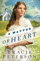 Cover image for A matter of heart