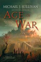 Cover image for Age of war