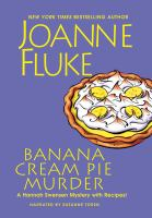 Cover image for Banana cream pie murder