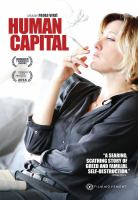 Cover image for Il capitale umano = Human capital