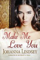 Cover image for Make me love you