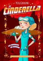Cover image for Cinderella : an interactive fairy tale adventure