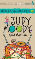 Cover image for Judy Moody, mood Martian