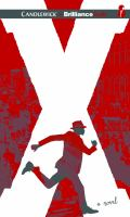 Cover image for X : a novel