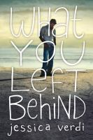 Cover image for What you left behind