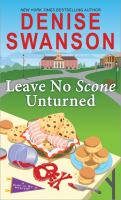 Cover image for Leave no scone unturned