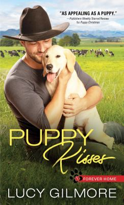 Cover image for Puppy kisses