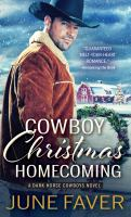 Cover image for Cowboy Christmas homecoming