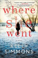 Cover image for Where she went : a novel