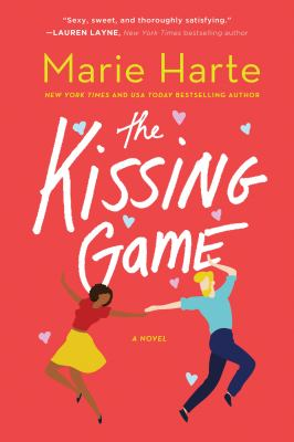 Cover image for The kissing game : a novel