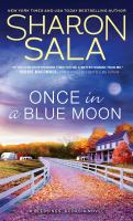 Cover image for Once in a blue moon