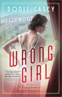 Cover image for Wrong girl