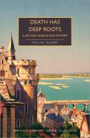 Cover image for Death has deep roots
