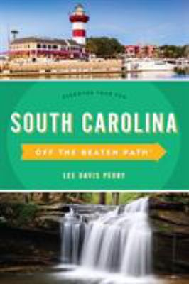 Cover image for South Carolina : off the beaten path