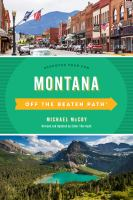 Cover image for Montana : off the beaten path